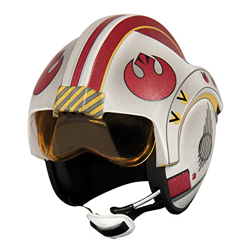 Sherwood Media - Cascos de Star Wars, 04 Luke Skywalker
