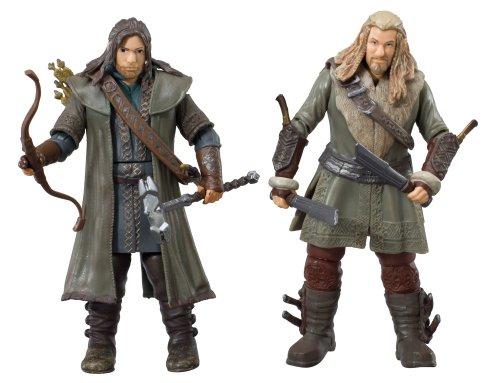 Hobbit BD16012 - Kili & Fili