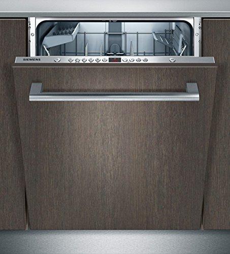 Siemens SN66P030EU iQ500 vollintegrierbarer Geschirrspüler / A++ / 262 kWh / 13 Maßgedecke / 2660 Liter / Startzeitvorwahl