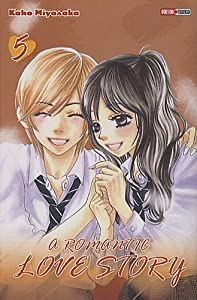 A romantic love story Edition simple Tome 5