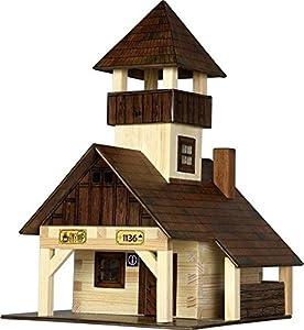 Walachia- Refugio de montaña Kits de Madera (135)