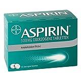 Aspirin 500 mg Tabletten, 40 St.