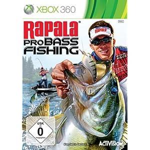 Rapala Pro Bass Fishing 2010 – [Xbox 360]
