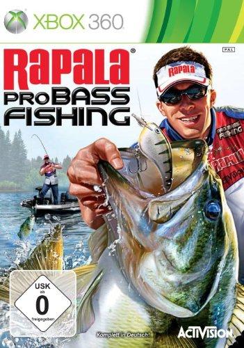 Rapala Pro Bass Fishing 2010
