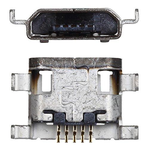 BisLinks® Micro USB Charging Charger Socket Connector Port Für Motorola Moto E XT1022