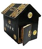 #10: Vap Mart Handicrafted BLACK MONEY BANK