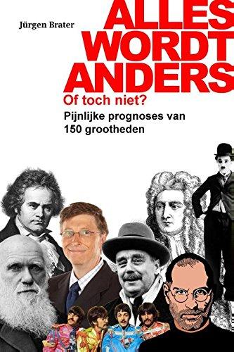 Alles wordt anders (Dutch Edition)