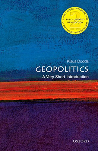 Geopolitics: A Very Short Introduction (Very Short Introductions) por Klaus Dodds