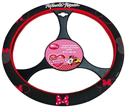 Mickey Mouse 25752 Minnie Mouse Lenkradhülle für Lenkräder mit einem Durchmesser von 37 bis 39 ()