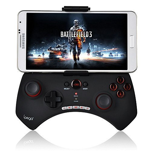 iPega® 9025 Gamepad Bluetooth pour Smartphones, Tablettes, Android TV
