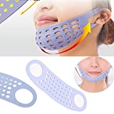 GENERIC e : 1pcs Makeup Face Health Care Shaping Belt Facial Slimming Fat Burning Face-lift Mask Cosmetic Massage Face Relaxation Tool