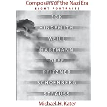 Composers of the Nazi Era: Eight Portraits by Michael H. Kater (2002-01-17)