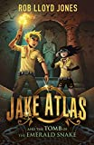 Jake Atlas and the Tomb of the Emerald Snake...
