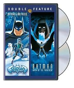 Batman: Mask of Phantasm & Batman & Mr Freeze [Import USA Zone 1]