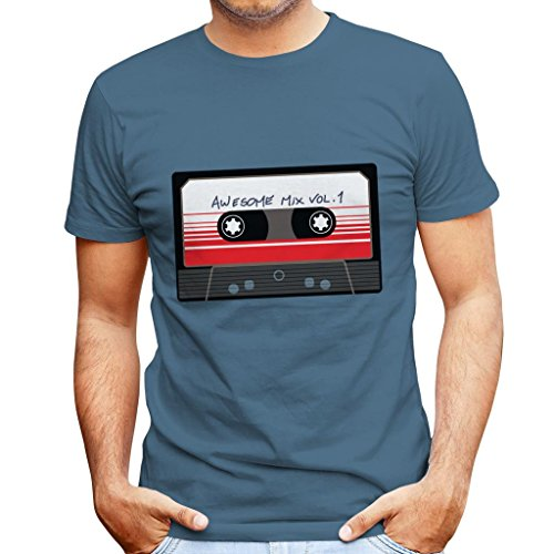 Awesome Mix Vol 1 Guardians Of The Galaxy Men's T-Shirt -