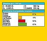 JBL NovoPrawn 30277 Alleinfutter für Garnelen, Granulat 250 ml
