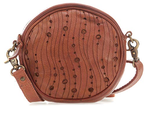 Taschendieb Schultertasche Leder