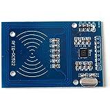 Mifare RC522Módulo Lector IC para RF RFID, para Arduino, Raspberry Pi y otras tarjetas de desarrollo, Door, Lock and Security