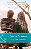 Now She's Back by Anna Adams front cover