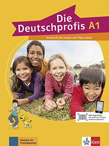 Die deutschprofis a1, libro del alumno con audio y clips online (ALL NIVEAU SCOLAIRE TVA 5,5%)