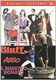 Adriano Celentano - Bluff + Asso + Il bisbetico domatoVolume01 [3 DVDs] [IT Import]
