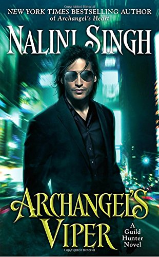 Preisvergleich Produktbild Archangel's Viper (A Guild Hunter Novel, Band 10)