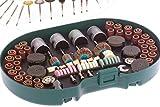 Parkside Mini Werkzeugsatz 276 Teile PDZ 277 A1 Zubehör für Dremel , Proxxon....