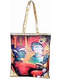 Ratash Tote Bag Digital Print (Pink Back) (Hbd_19_20_21_12)