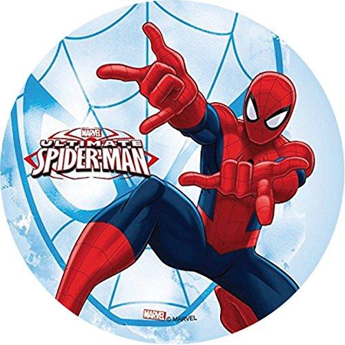 Tortenaufleger Spiderman6 20 cm Ø