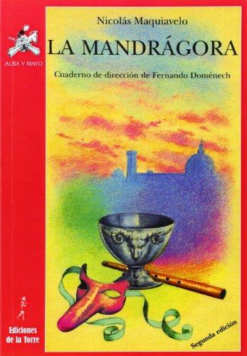 La mandrágora por Niccolò Machiavelli