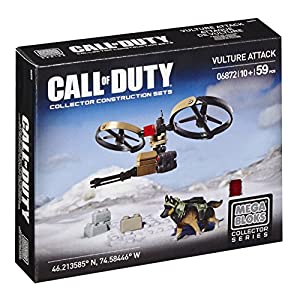 Mega Bloks 6872 – Call of Duty – Light Armored Vehicle