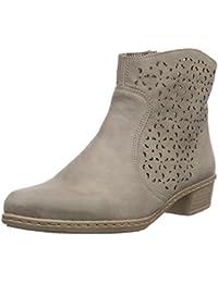 Rieker Y0766 - botas de material sintético mujer