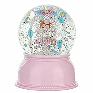 Little big room by Djeco - Lampe veilleuse Ballerine - rose clair