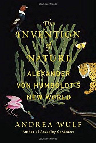 Alexander Knopf (The Invention of Nature: Alexander von Humboldt's New World)