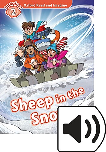 Oxford Read and Imagine 2. Sheep in the Snow MP3 Pack