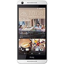 HTC Desire 626G 8GB Color blanco - Smartphone (SIM doble, Android, NanoSIM, EDGE, GPRS, GSM, UMTS, Micro-USB) - [Importado de Alemania]
