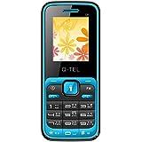 Qtel Q8 Keypad Mobile With 1.77 Inch Display Dual Sim Dual Stand By Keypad Mobile HD VGA Camera With Flash Light Internet Supported Keypad Mobile 3.5mm Audio Jack With Bluetooth FM Radio Multilanguage Keypad Mobile (Black Blue)