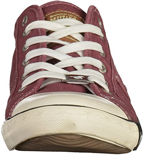 Mustang - Sneakers da uomo Rosso (Bordeaux)