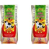 Jimmy Cat Litter - Premium (Standard)- 5 KG + 1 KG Free Pack of 2 Total 12 KG