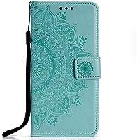 LOYHU21831#5 Schutzh/ülle Brieftasche mit Kartenfach Klappbar Magnetverschluss Sto/ßfest Kratzfest Handyh/ülle Case f/ür Apple iPhone XS//X Lomogo iPhone XS//iPhone X H/ülle Leder