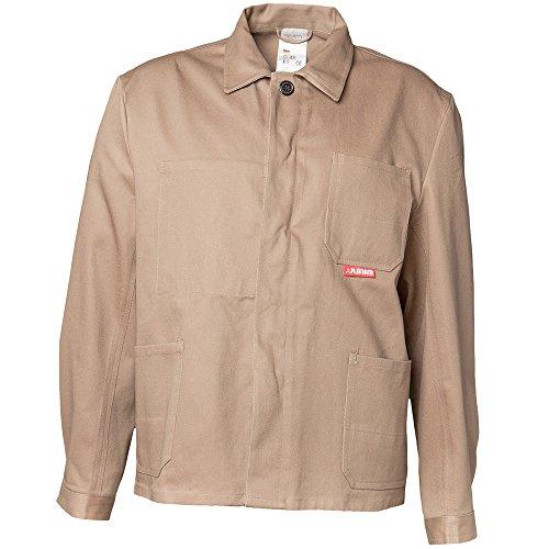 Preisvergleich Produktbild Planam 150024-Jacke Arbeit khaki, Beige, 150052