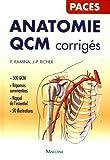 Qcm corrigés pour l'anatomie