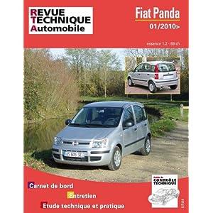 Revue Technique B747 Panda 1.2 8v (69) Depuis 01/2010