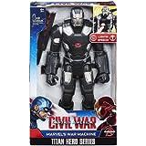 Marvel Titan Hero Serie Bürgerkrieg War Machine Elektronische Figur