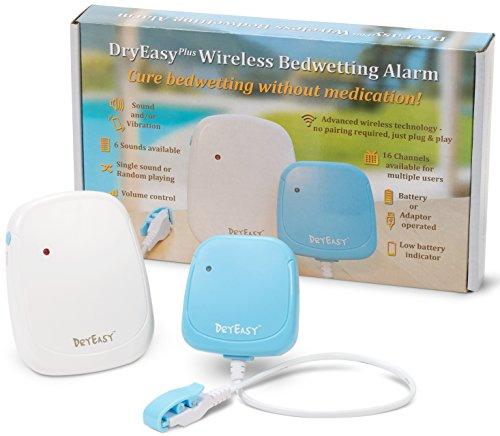 Neue DryEasy Plus Drahtlose Bettnässen Alarm