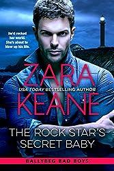 The Rock Star's Secret Baby (Ballybeg Bad Boys, Book 2)