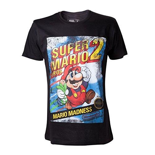 Tshirt Nintendo Super Mario Brother 2