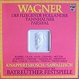 Wagner: Der fliegende Holländer / Tannhäuser / Parsifal (Originalaufnahmen der Bayreuther Festspiele) [Vinyl Schallplatte] [11 LP Box-Set]