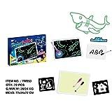 325 * 25 * 230 Tirage au sort avec le Conseil lumineux Light Board Fun Dessin Pour Enfants Glowing Magie Graffiti Peinture Directoire et Conseil des enfants'S Dessin multicolore...