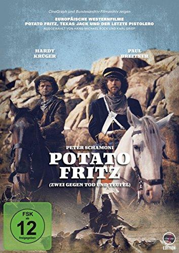 Europäische Westernfilme - Potato Fritz (incl. Kurzfilme vom cinefest 2011) (Chips Europäische)